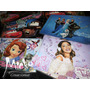 10 Individuales Frozen Violetta Monster High Souvenir