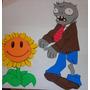 Zombies Vs Plantas