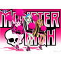 Monster High 15 Manteles Individuales Souvenir Infantil