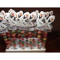 Souvenirs Olaf - Frozen Con Gomitas