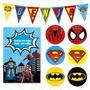 Kit Imprimible Superheroe Hombre Araña Cumpleaños Invitación