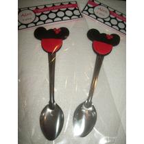 Souvenirs Infantiles Cuchara Mickey