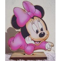 Souvenirs Minnie Mickey Fibro Facil Cumpleaños Y Mas ..
