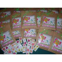 Domino Personalizados Alma Mia Cumpleaños Eventos