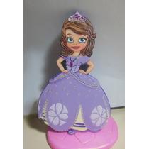 Princesa Sofía,dra.juguetes,figuras Planas Para Tu Torta!!