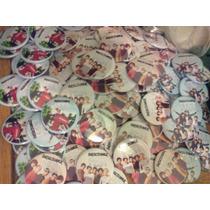 Pins Botones Souvenirs Cumpleaños One Direction X25