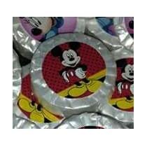 Jabones Personalizados Mickey-minnie-foto-logo-boda-15 Años!