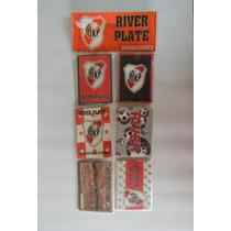 Invitacion De Cumpleaños River Plate X20und Tarjeta Infantil