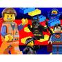 Kit Imprimible Lego Cotillon Y Candy Bar Imprimibles