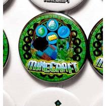 Minecraft - Souvenir Cumpleaños X 10