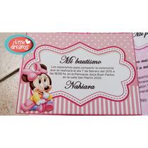 Invitaciones Infantiles Personalizadas
