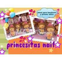 Souvenirs Primer Añito Princesas