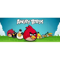 Kit Imprimible Angry Bird