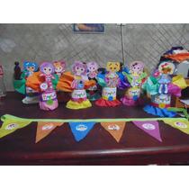 Centro De Mesa Lalaloopsy,mickey,minions Peppa,frozen Unicos
