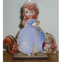 Souvenirs Princesa Sofia Fibro Facil Cumpleaños Fiestas
