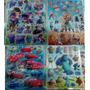 30 Planchas Stickers 20x25 River Boca Futbol Dinosaurio