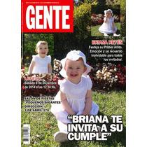 Tapa Revista Personalizada Invitaciones Infantiles Souvenir