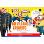 Kit Imprimible Minions Mi Villano Favorito