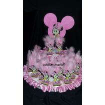 Maqueta Con 25 Souvenirs Minnie Bebe U Otros Personajes.