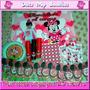 Mega Combo Cumpleaños Para 25 Niños - Dulce Mey Benavidez-