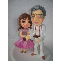 Novios Personalizados,adornos Para Tortas-souvenirs