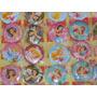 Set X 10 Pins Gigantes De Metal Motivo Princesas O Mickey