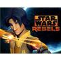 Kit Imprimible Star Wars Rebels Cotillon Imprimibles