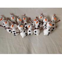 Olaf De Frozen En Porcelana Fria