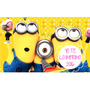 Kit Imprimible Minions Mi Villano Favorito,candy Ytli2016