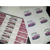 Stikers Autoadhesivos Personalizados Cars