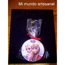 Tizas Con Pizarra - 12 Un. - Frozen - Olaf - Souvenirs