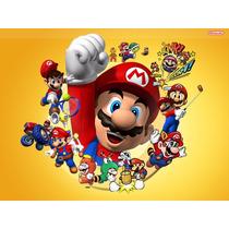Mega Candy Bar Mario Bross Envio Gratis A Todo El País