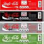 Etiqueta/envoltorio Coca Cola Personalizada Candy Bar
