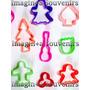 Cortantes Plasticos! X 24 U Imagin+a Souvenirs! X10!