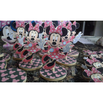 Souvenirs Fibrofacil Disney Minnie,cars!!