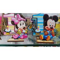 Souvenirs Mickey Minions Plantas Vs Zombies Topa Comunión +