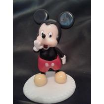 Souvenir De Mickey En Porcelana Fria