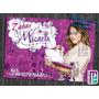 Violetta Candy Bar Kit Imprimible Personalizado Cumpleaños