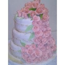 Torta Decoradas Infantiles, 15años, Casamiento,etc!!!!!!