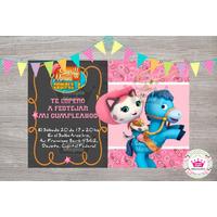 Tarjetas Invitaciones Personalizadas Cumpleaños Bautismos