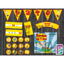 Phineas Y Ferb Kit Imprimible Personalizado Candy Bar Cumple