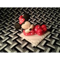 Souvenir Mickey, Minnie Bebe Durmiendo