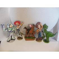 Toy Story ,mickey Y Minnie,figuras Planas Para Tu Torta!!
