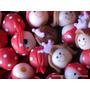 10 Souvenirs Cabecitas Piratas Y Princesas En Porcelana Fría
