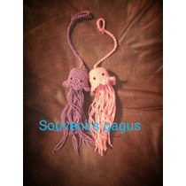 Souvenirs Medusas Tejidos A Crochet