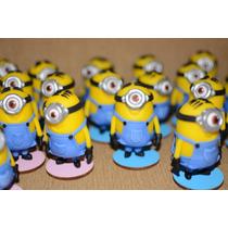 Souvenirs De Minions En Porcelana Fria