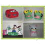Souvenirs Toalla(frozen,toy Story,cars,kitty,minions)x10