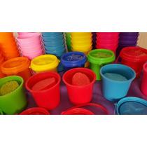 Liquido Baldecitos Plásticos Vacíos. Souvenirs. Magicmasa