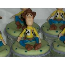Souvenirs Toy Story .frascos Golosina.woddy,buzz, Jessie