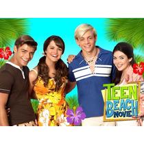 Kit Imprimible Teen Beach Movie Cotillon Imprimible